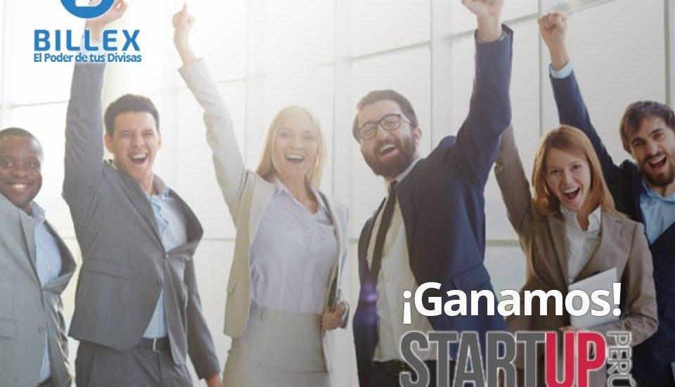 BILLEX gana 6ta Generación Startup Perú